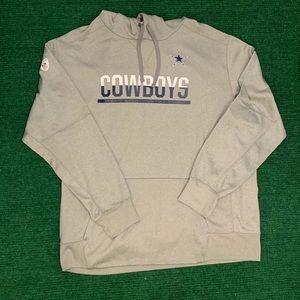 Nike Cowboys hoodie sweatshirt